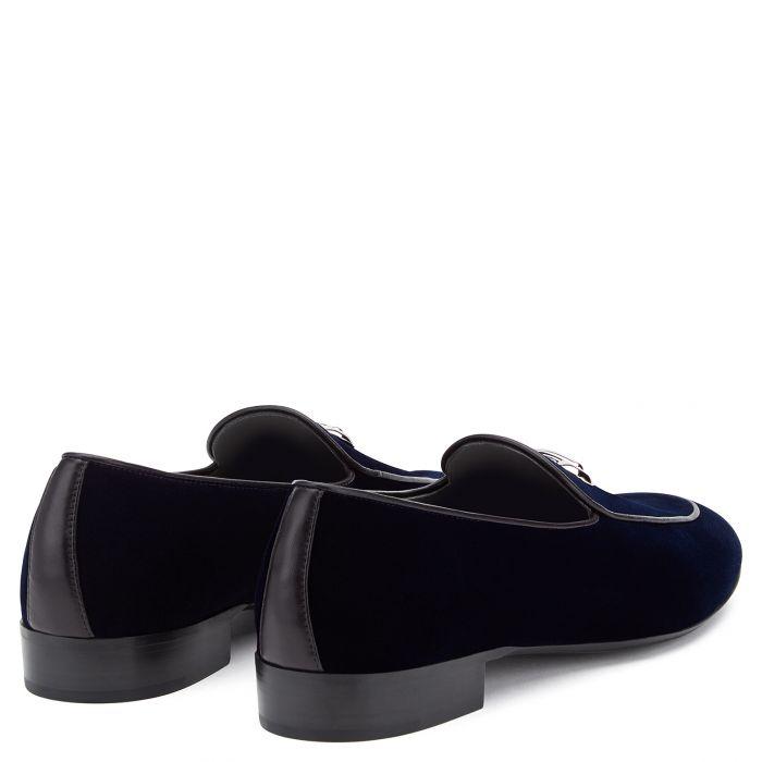 JACKSON - Blue - Loafers