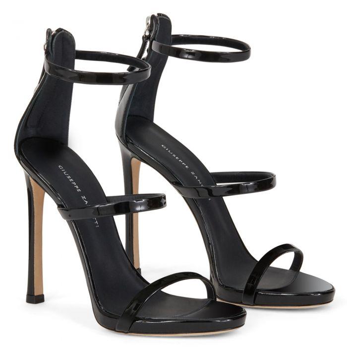 HARMONY - BLack - Sandals
