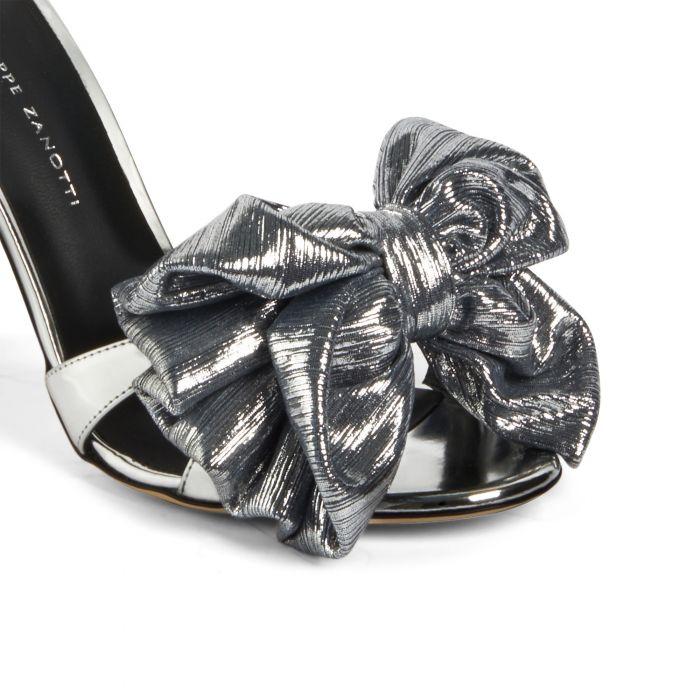 ARETHA - Silver - Sandals