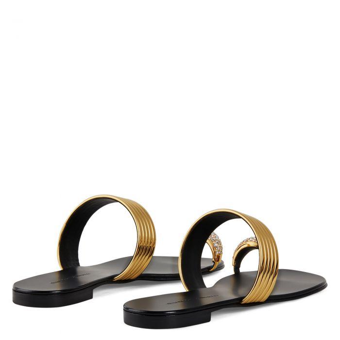 CLIZIA RING - Gold - Flats
