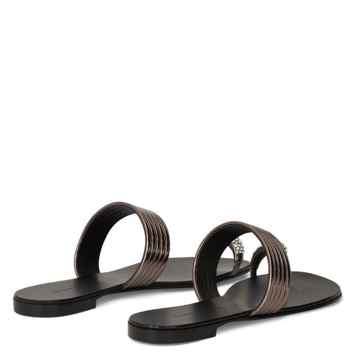 CLIZIA RING - Silver - Flats