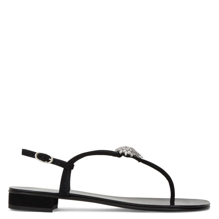 MARGY - BLack - Flats