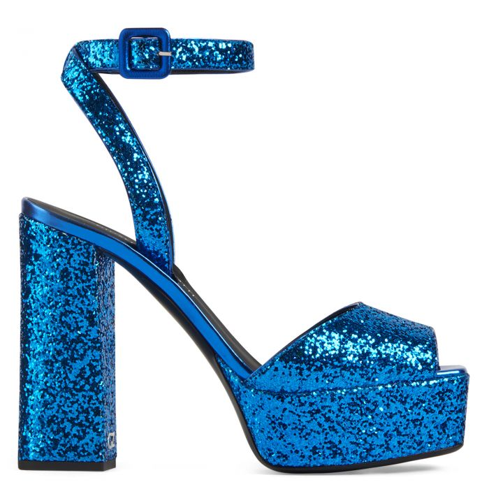 NEW BETTY - Blue - Sandals