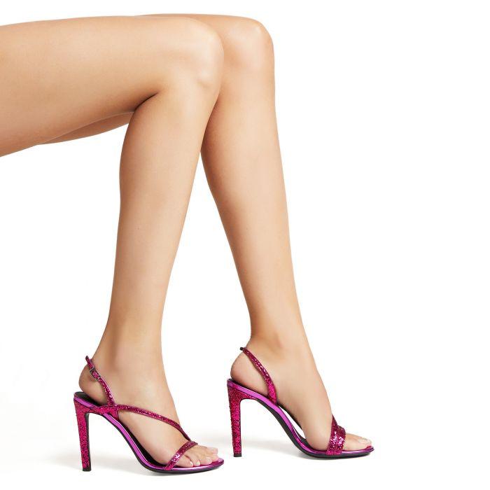 POLINA - Fuxia - Sandals