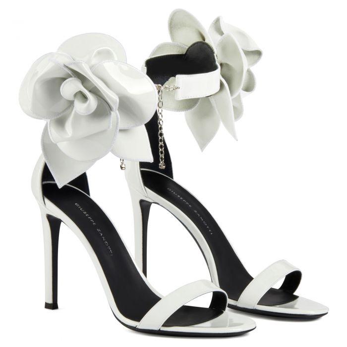 SIUXSIE - Blanc - Sandales