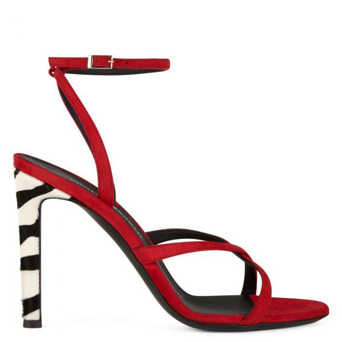 KENYA - Red - Sandals