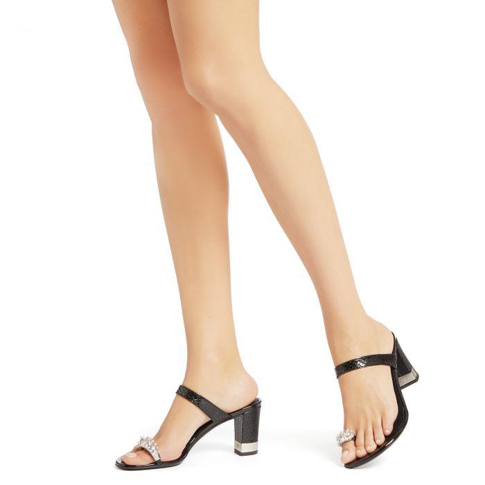 JAYDA - Black - Sandals