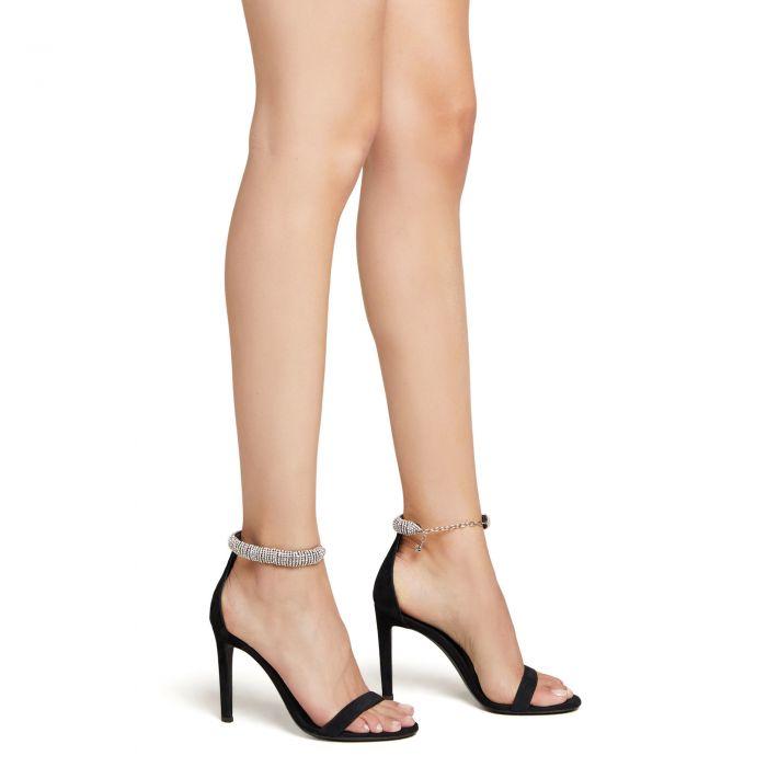 DEBBIE - BLack - Sandals