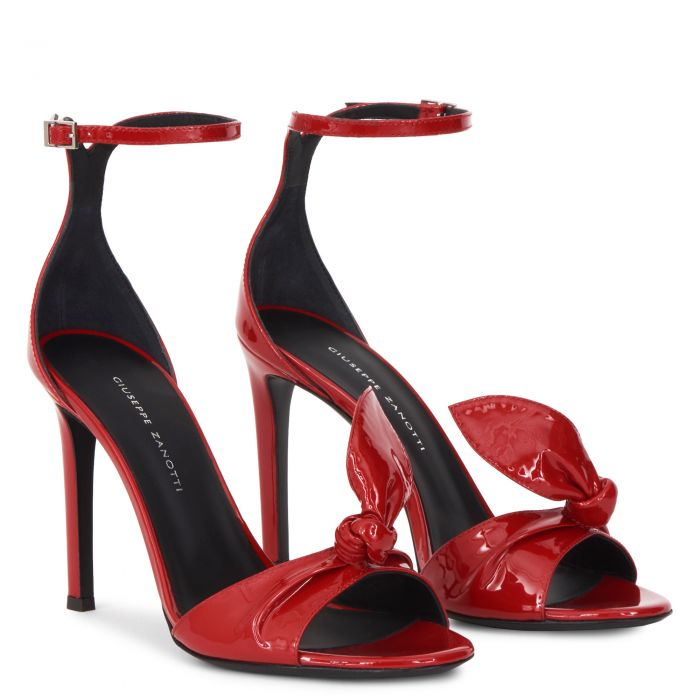 CHILI PEPPER - Red - Sandals