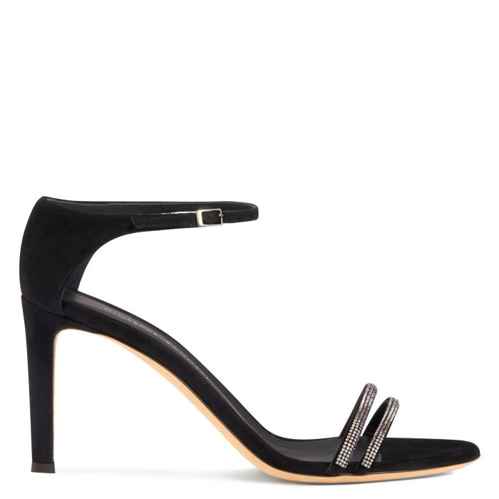 ANISE - BLack - Sandals