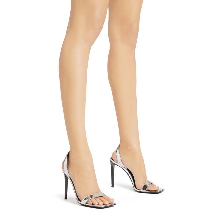 VANILLA BACK - Silver - Sandals