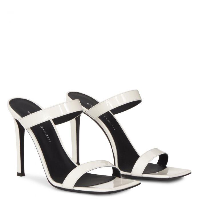 VANILLA - White - Sandals