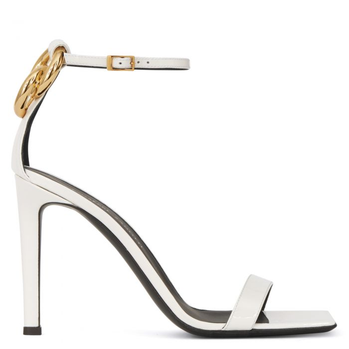 DOUBLE RING - White - Sandals