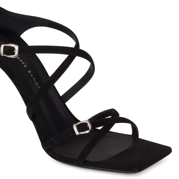 VANILLA PUNK - Black - Sandals