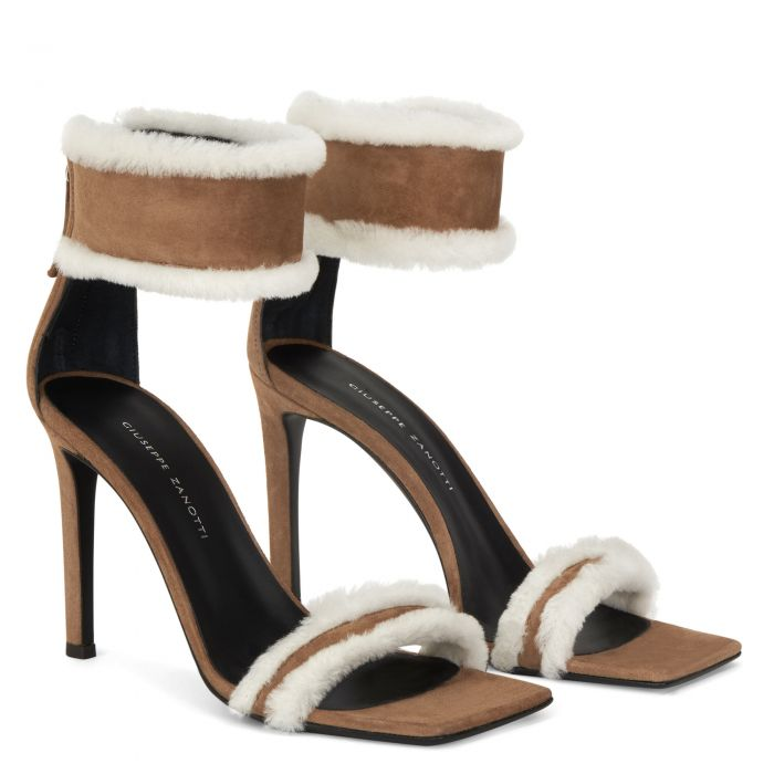 VANILLA WINTER - Beige - Sandals