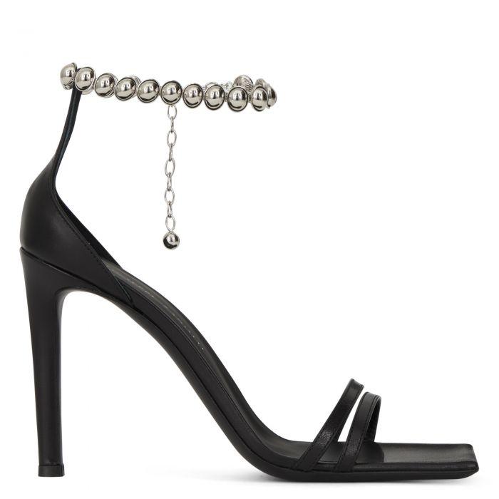 VANILLA ULTRAVOX - Black - Sandals
