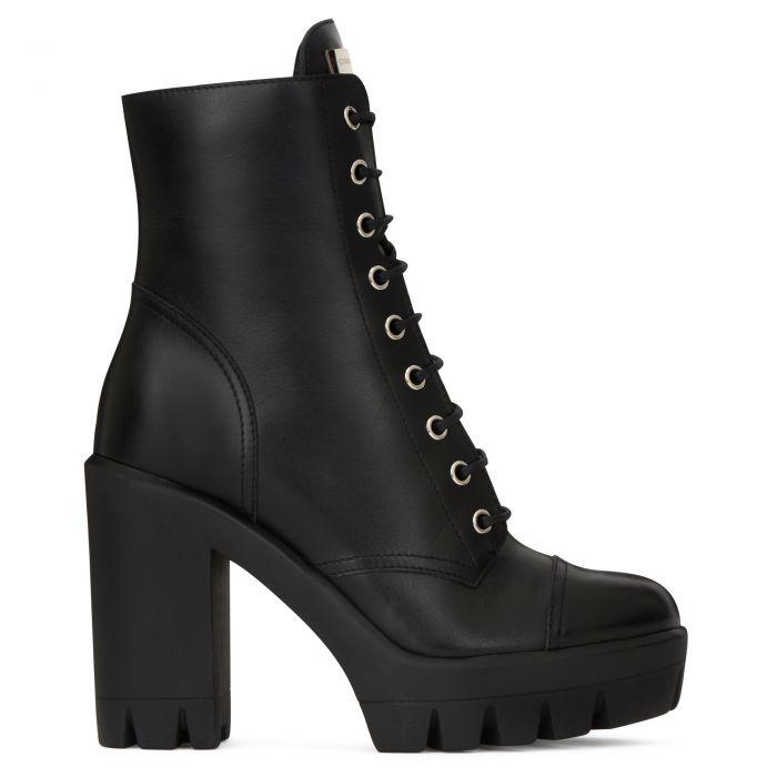 TONIX - BLack - Boots
