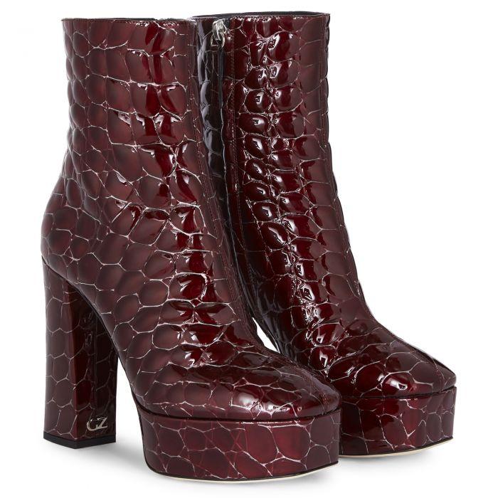 MORGANA - Brown - Boots