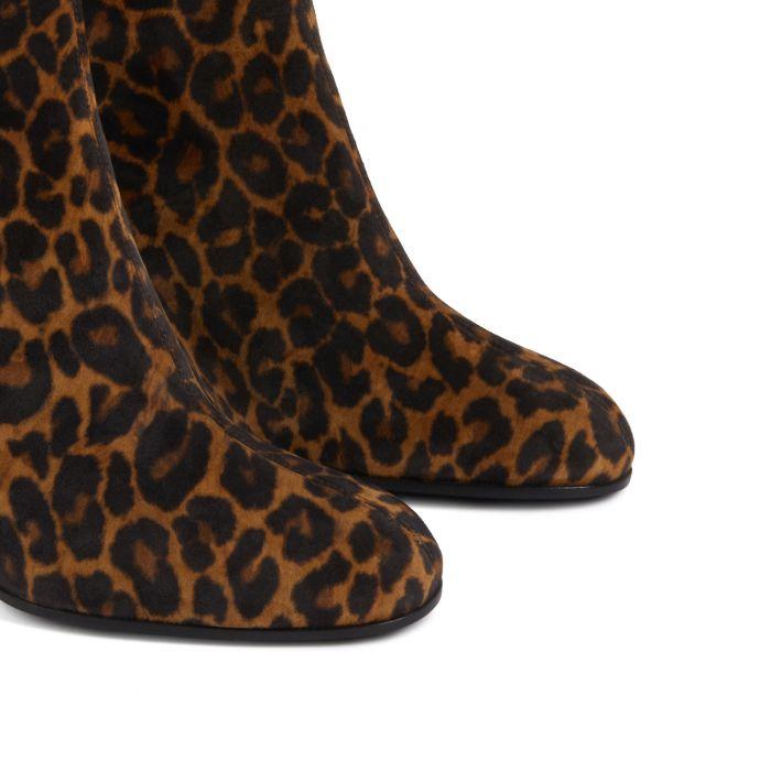 SVEVA - Mehrfarbing - Stiefel