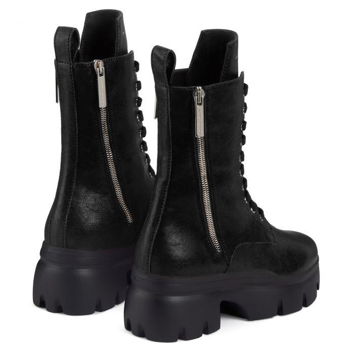 APOCALYPSE - Nero - Stivali