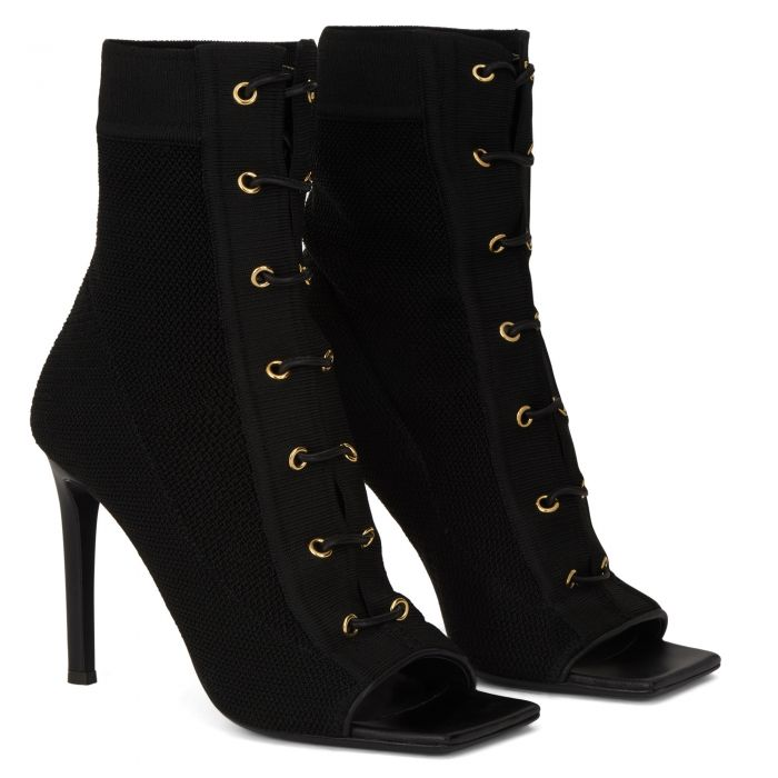 BIRDY - Black - Boots