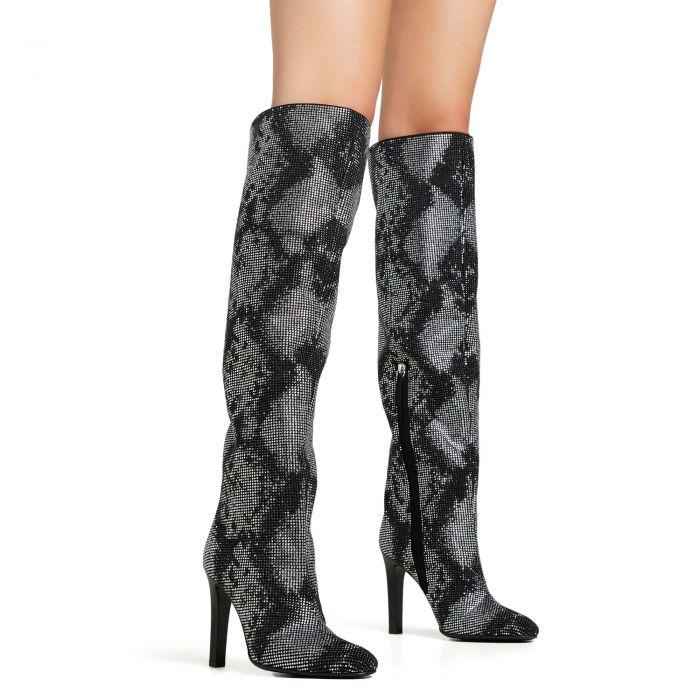HATTIE LUX - Multicolor - Boots