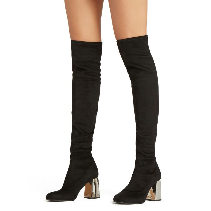 ALANIS EXTRA - Black - Boots