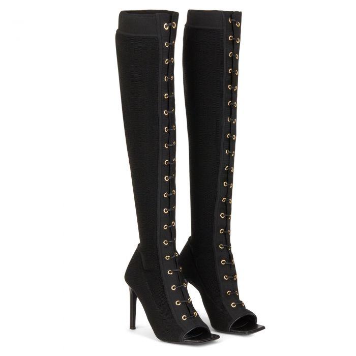 BIRDY EXTRA - Black - Boots