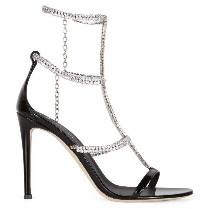 SHAULA - Black - Sandals