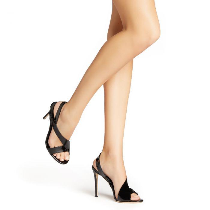 LILAS - Black - Sandals