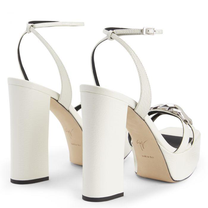 DAILA - White - Sandals