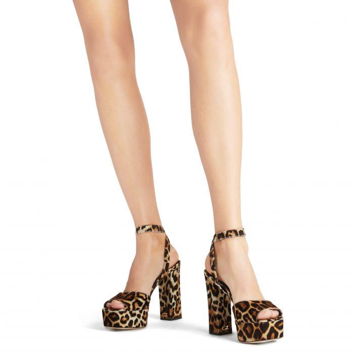 NEW BETTY LEO - Multicolor - Sandals