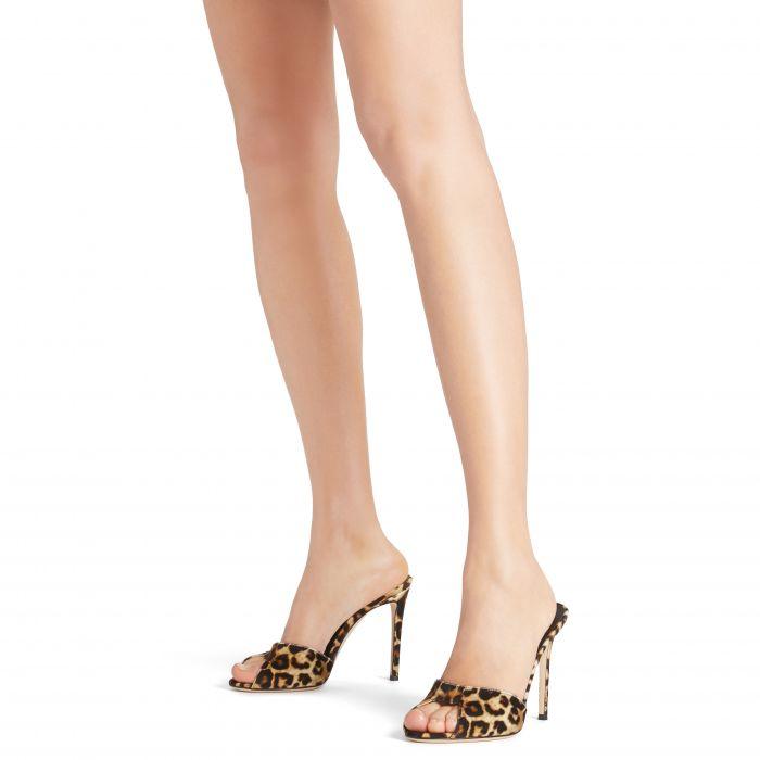 CECILIA - Multicolor - Sandals