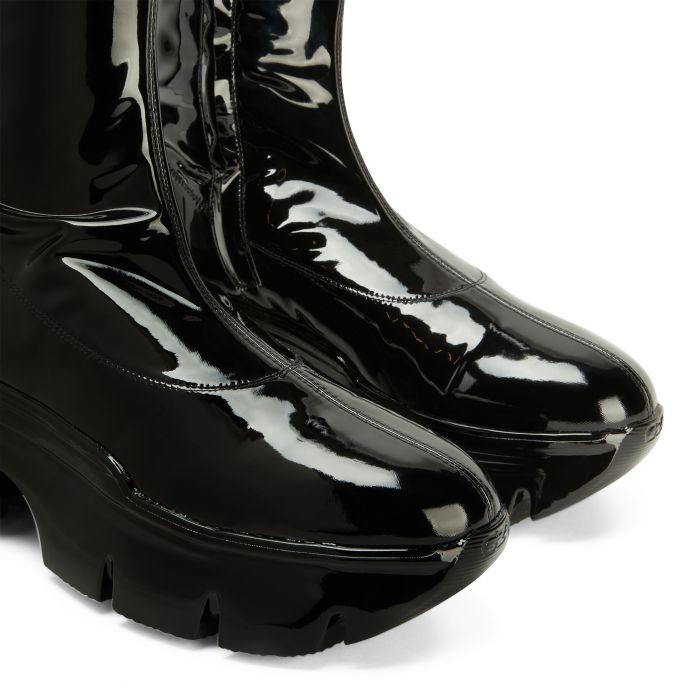KATE GLOSS - Black - Boots