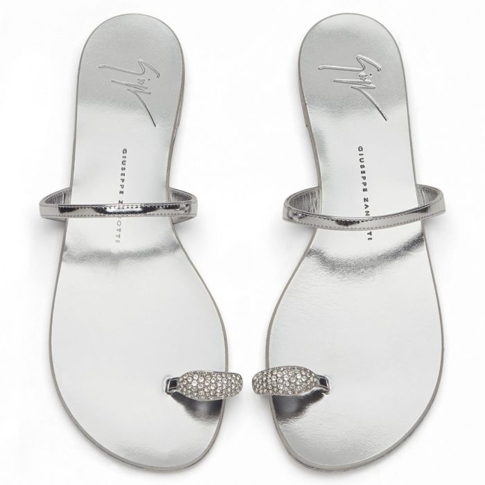 RING - Silver - Flats