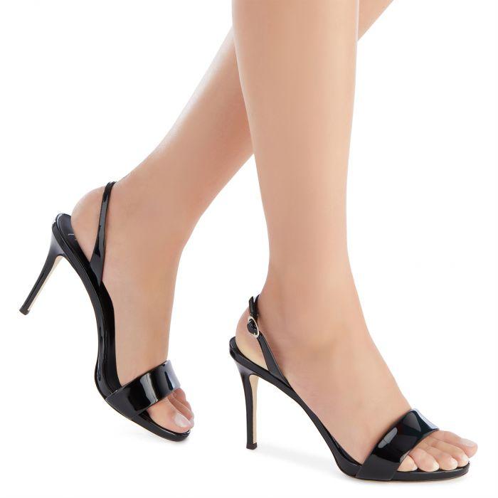 ODELIA - Black - Sandals
