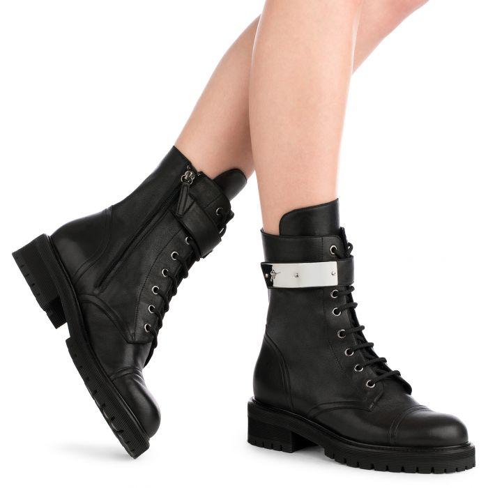 ALEXA - Nero - Stivali