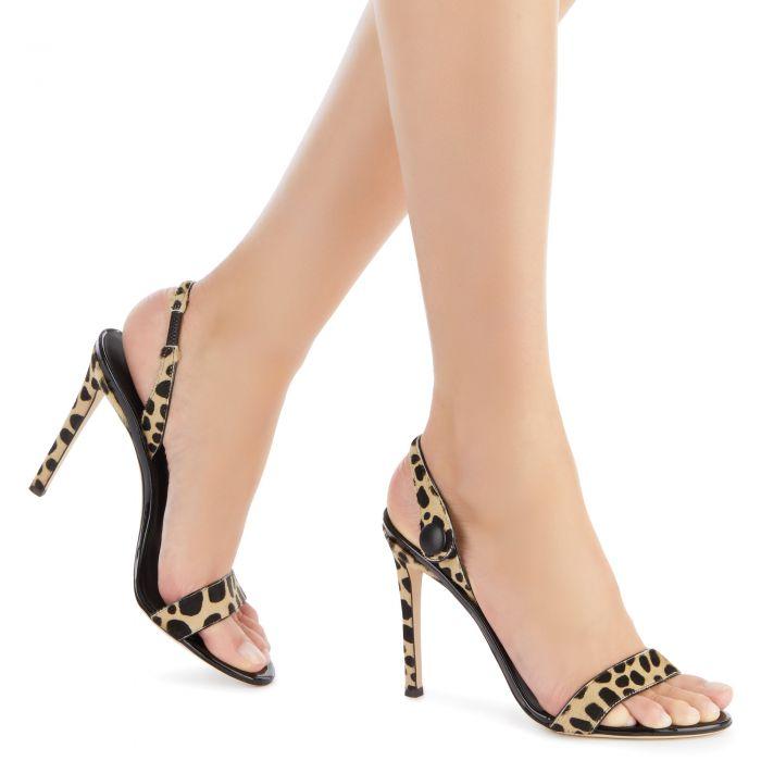 GWENDA - Multicolor - Sandals