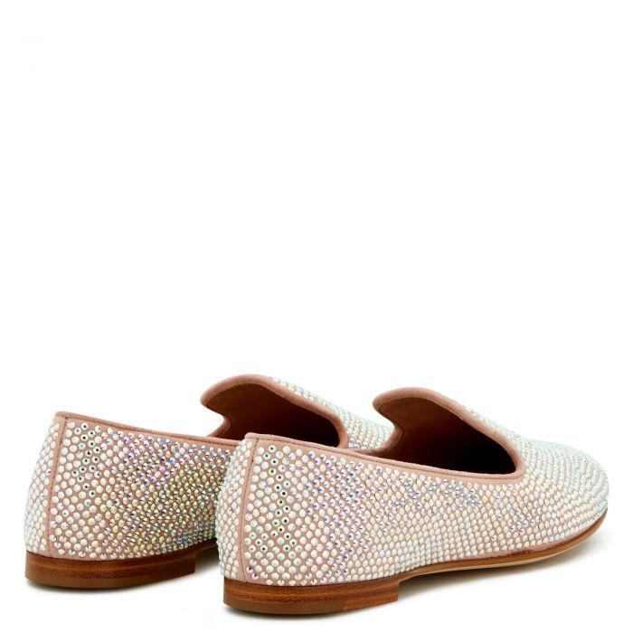 LINDY - Pink - Loafers