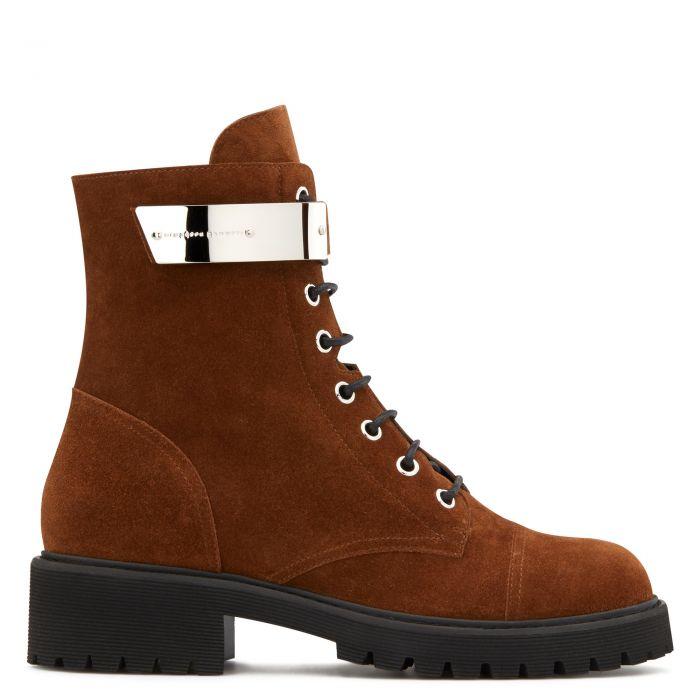 ALEXA - Brown - Boots