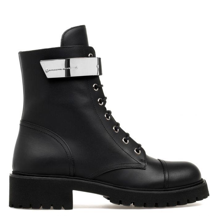 ALEXA - Black - Boots