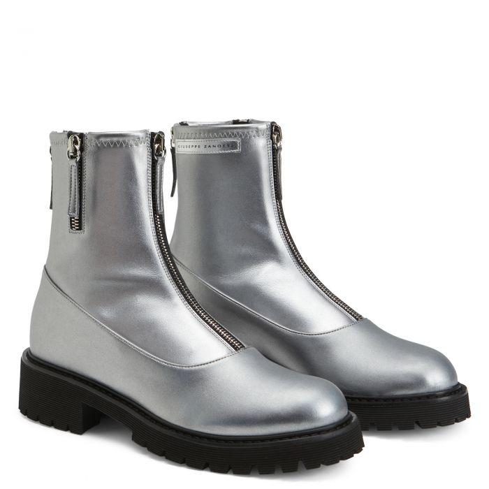 GZ ALEXA - Silberfarben - Stiefel