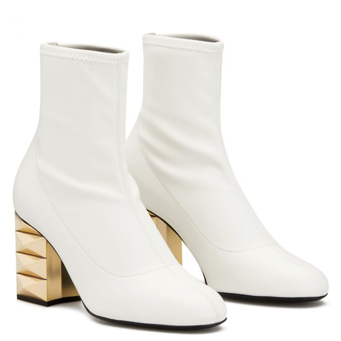 NALA - ホワイト - ブーツ