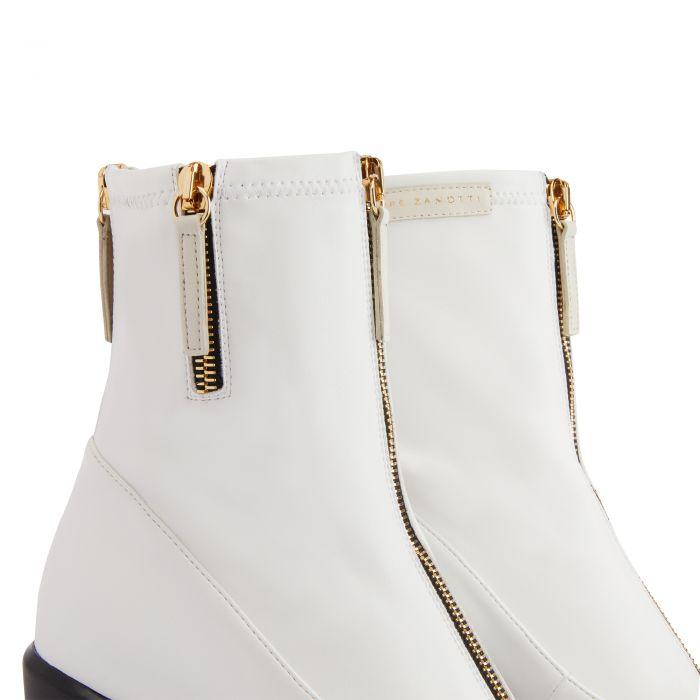BRYANNA - Blanc - Bottes