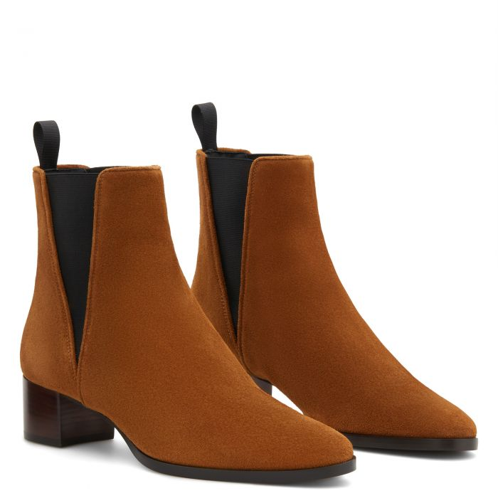 JUDY - Brown - Boots