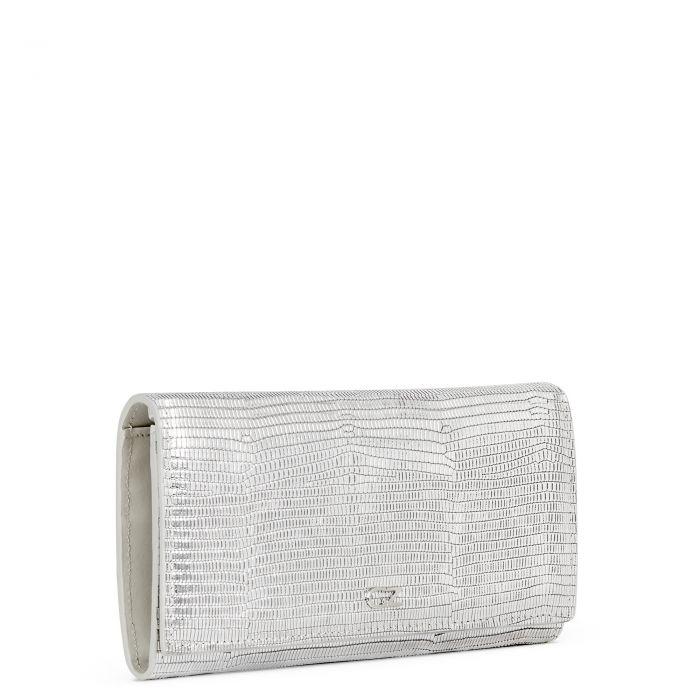 SELENE - Silver - Wallets