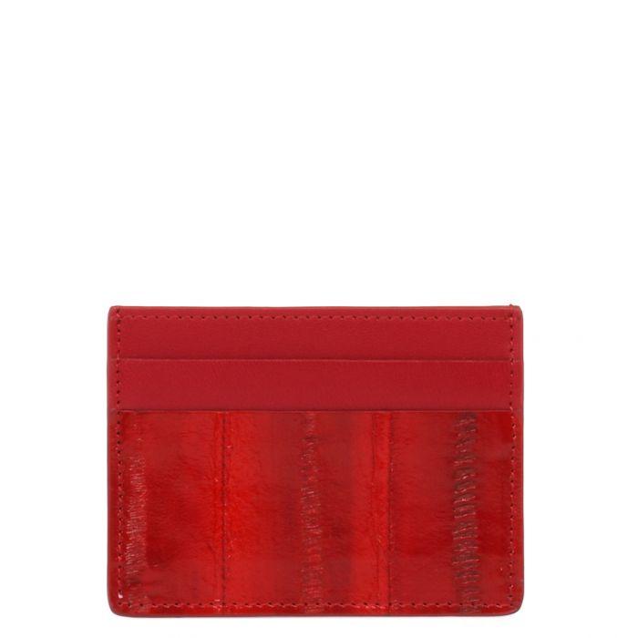 CELIA MIRROR - Rouge - Portefeuille