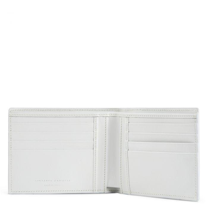 ALBERT - Silver - Wallets