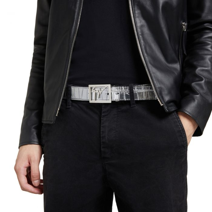 GZ TAG - Silver - Belts