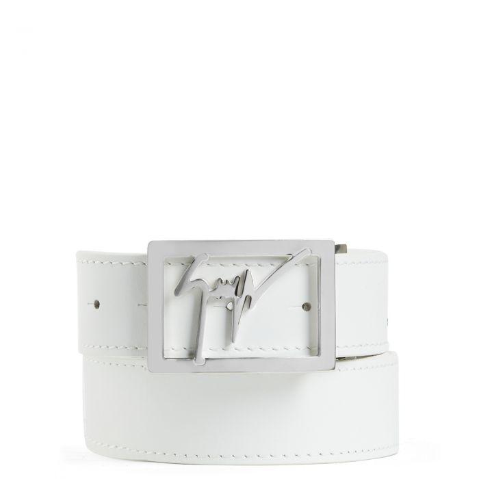 GZ TAG - White - Belts